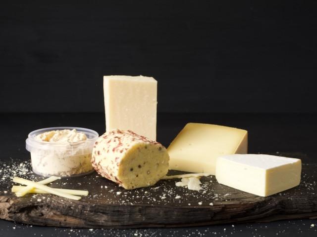 Feine Geburstagsauswahl | Käse Geschenk