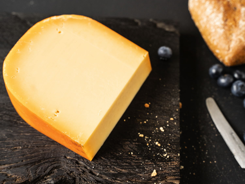 Mittelalter Gouda Mittelalt Käse Holland