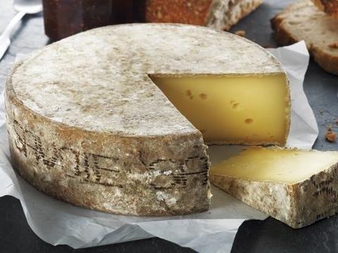 Tomme de Savoie Käse Fermier