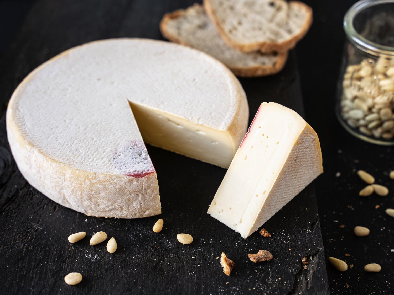 Reblochon Käse Frankreich Savoie Rohmilchkäse Käse aus Rohmilch