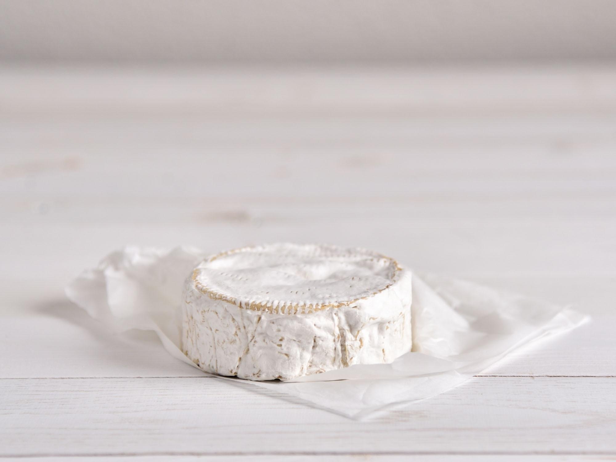 Camembert de Normandie AOC ''Gereift''