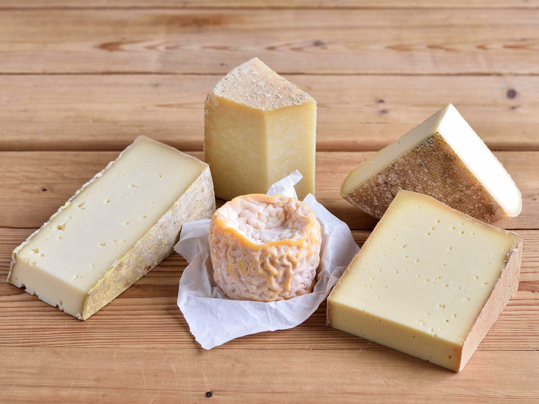 Käseplatte | Käseset 'Zum Weißwein'
