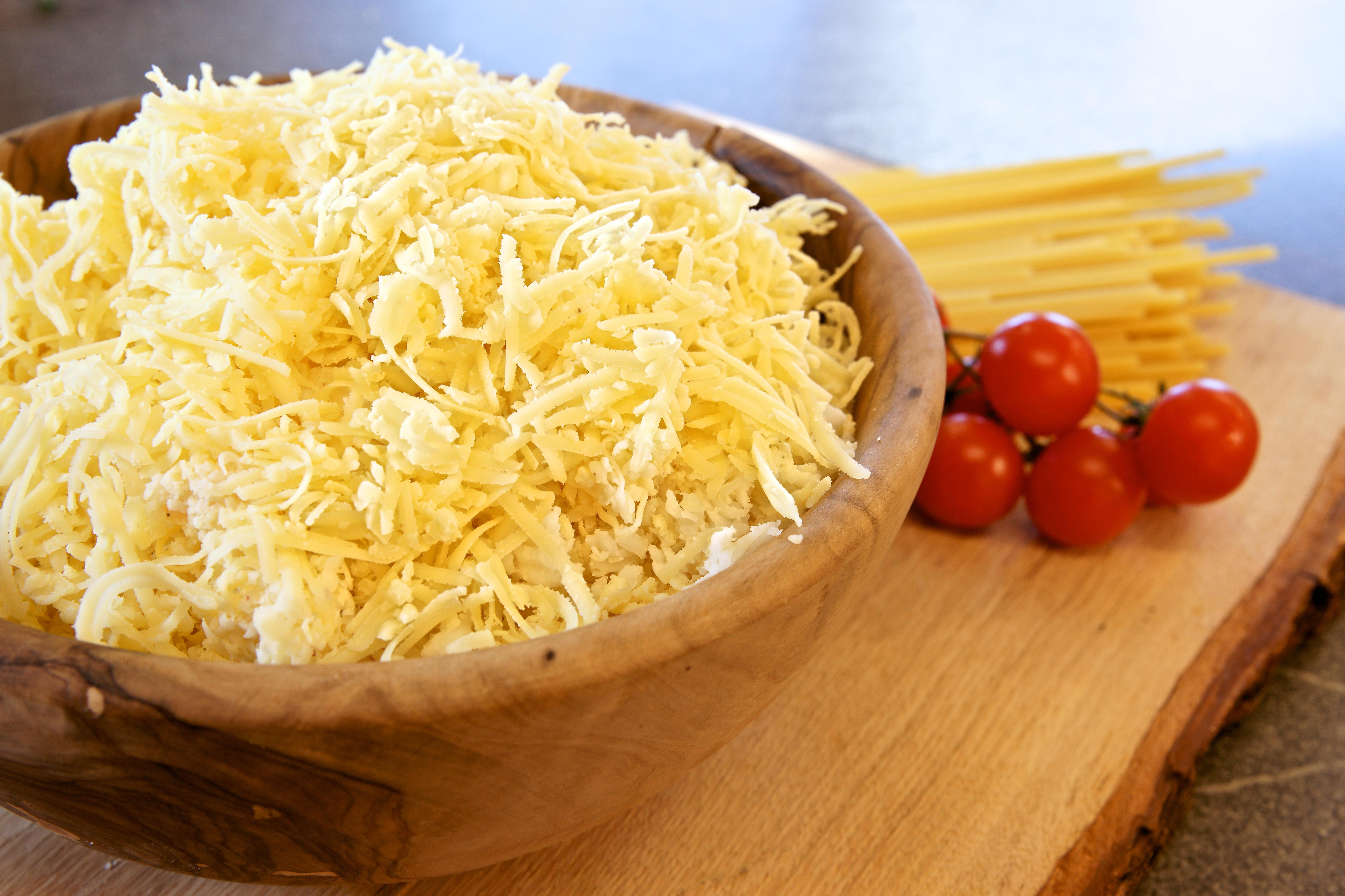 Gratinkäse - Frisch gerieben und vielseitig zu verwenden