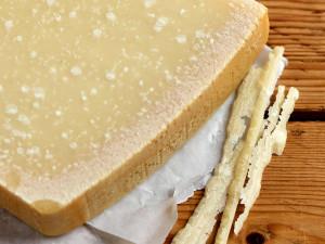 Parmigiano reggiano Parmesan Käse Extra Alt