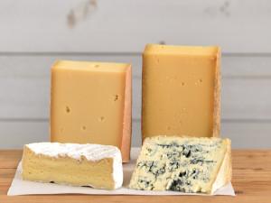 Käse Online Tasting-Set | Würzig