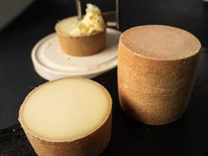 Tete de Moine Käse bestellen Girolle Schweizer Käse Schnittkäse Rohmilchkäse