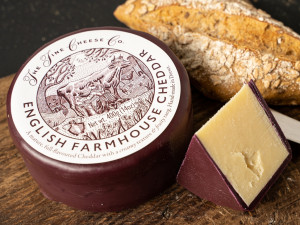 Cheddar English Farmhouse - Käse aus England