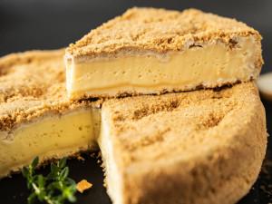 Calvados Käse Camembert Normandie Frankreich