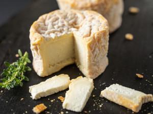 Langres Weichkäse Frankreich - Käse mit Mulde