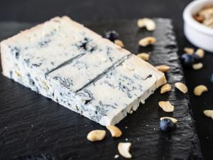 Gorgonzola Piccante Käse Kräftiger Blauschimmelkäse Italien