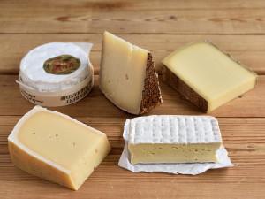 Käse Online Tasting-Set | Zum Rotwein