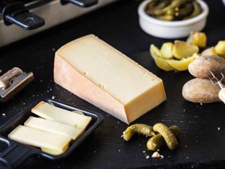 Raclettekäse | Cremeux de Savoie | Aus Rohmilch