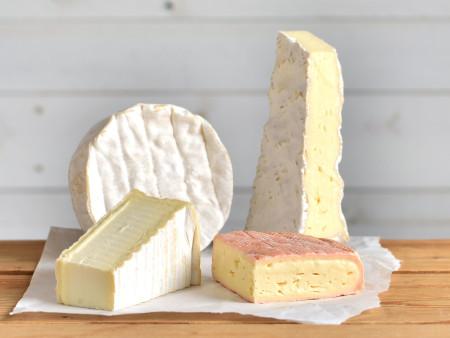 Probierpaket | Käseset 'Französischer Weichkäse' | 4x Käsesorten