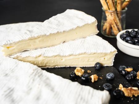 Brie de Meaux AOP | Rohmilchkäse aus Frankreich