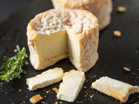 Fromage de Langres AOP | 180g Laib | Weichkäse aus Frankreich