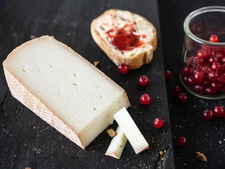 Ziegenkäse | Tomme de Chèvre Savoie | Aus Frankreich | Sanft & fein im Geschmack