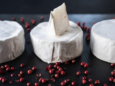 Ziegenkäse | Zauberburg | Camembert aus Deutschland | 125g Laib