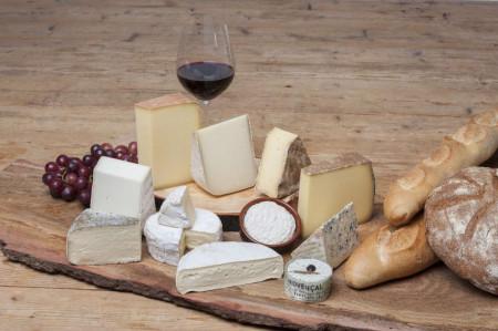 Käseplatte | 'Feiner Französischer Käse' | Grande Sélection
