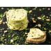 Bärlauchbutter mit gerösteten Cashewnüssen - Kräuterbutter