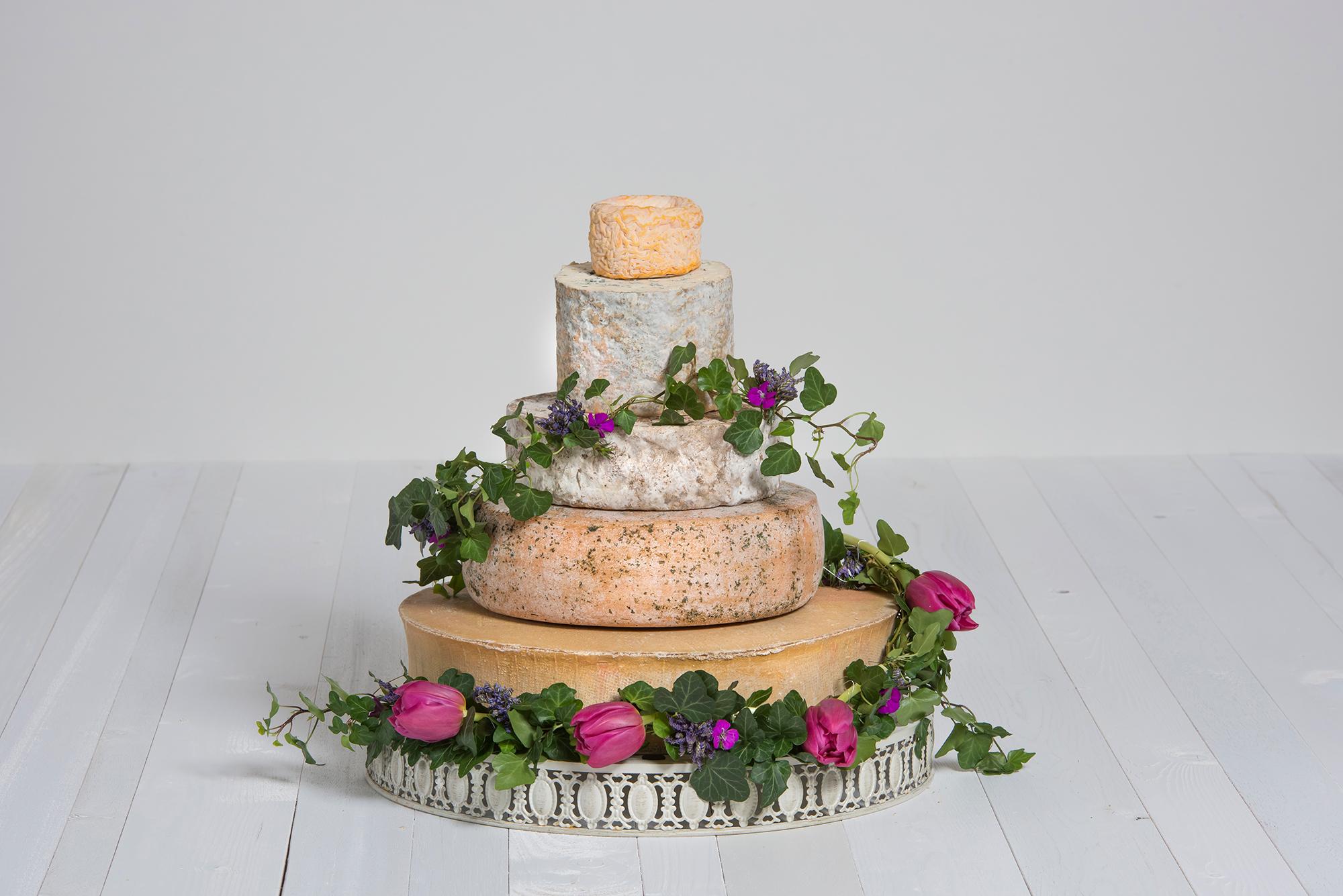 Kaese Hochzeitstorte Lieselotte